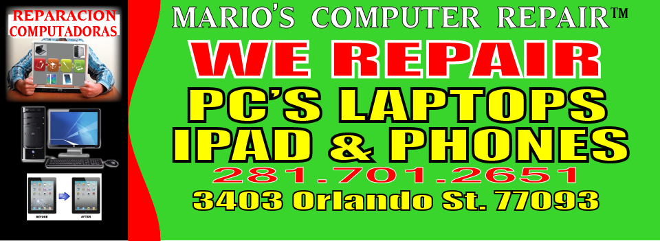 iPad Repair Cypress Tx