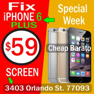 cheap iphone 6 repair houston