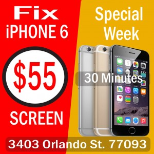 iphone 6 screen repair houston