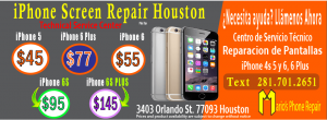 iphone screen repair houston texas